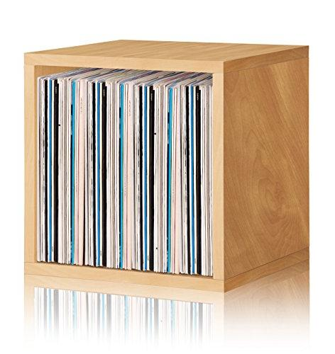 stackable vinyl record storage