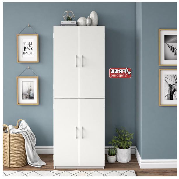 Mainstays Storage Cabinet, Multiple Finishes
