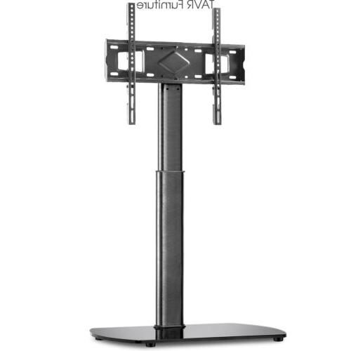 Floor TV Stand Base with Swivel Mount for 26 27 30 32 37 40