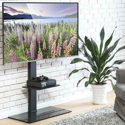 swivel tv stand with mount height adjustable