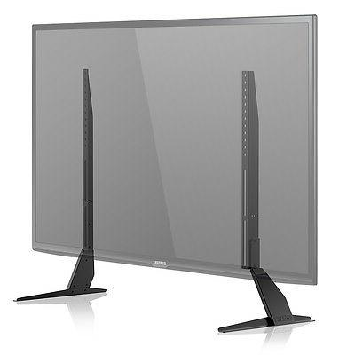 """Universal Table Top TV Stand Pedestal Base For 37""""-60""""Vizio"""