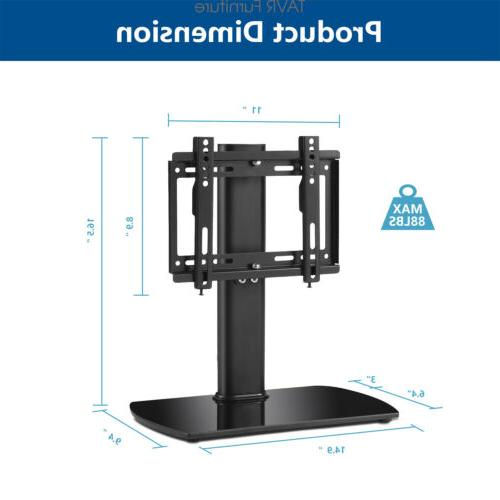 TableTop TV Base with Swivel 20-32 Screen TVs