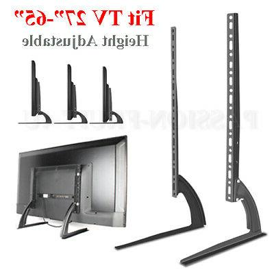 tabletop universal tv stand base for 27