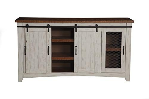 Martin 90906 Taos Antique White & Aged Distressed Antique and Aged