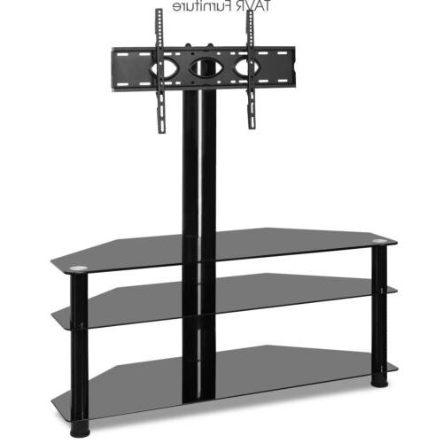 tested swivel floor tv stand