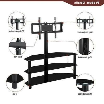 Three Layers TV Stand with Mount for - 65""