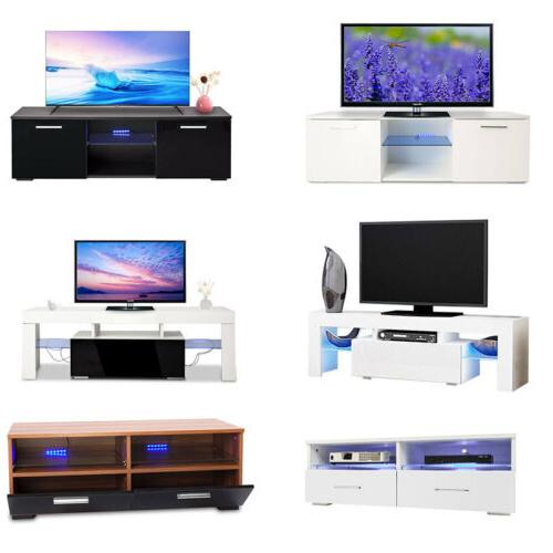 tv cabinet stand entertainment unite high light