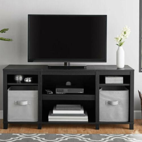 TV CONSOLE Entertainment Media Storage Home Theater