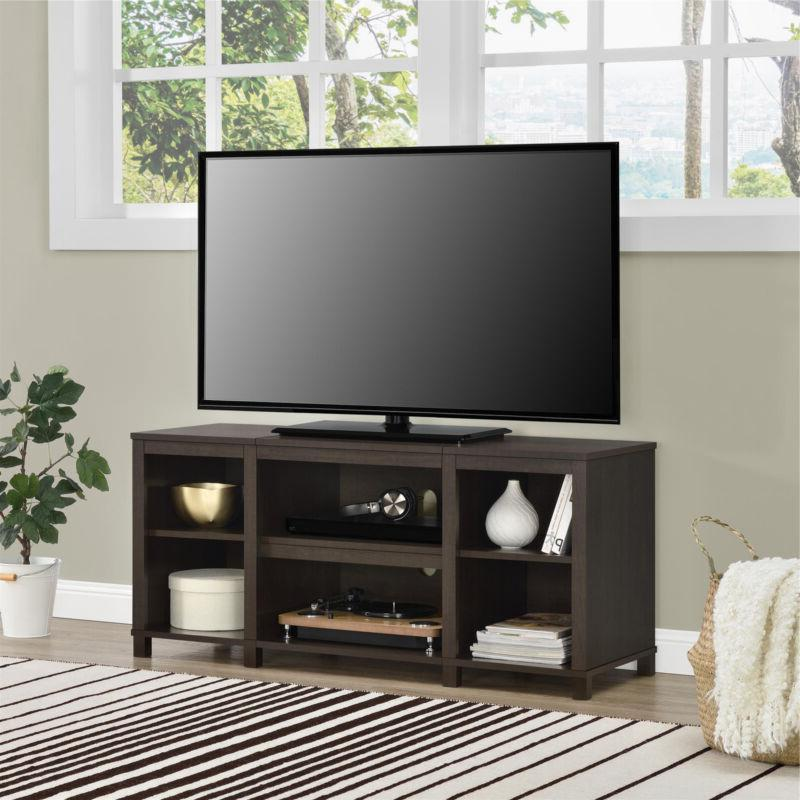 tv console stand 50 media entertainment center