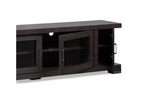 TV Entertainment Stand Cabinet Console