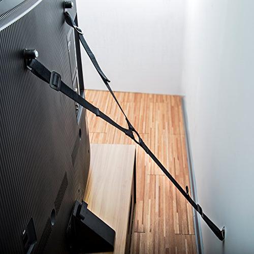 FITUEYES TV Furniture Anti-Tip All Screen TV/Furniture