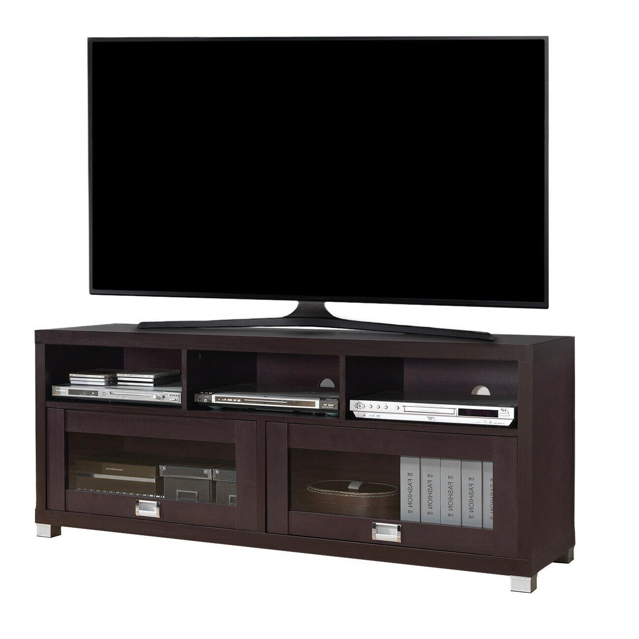tv stand 65 inch flat screen entertainment
