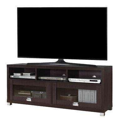 TV Stand Up To Flat Screen Media Console