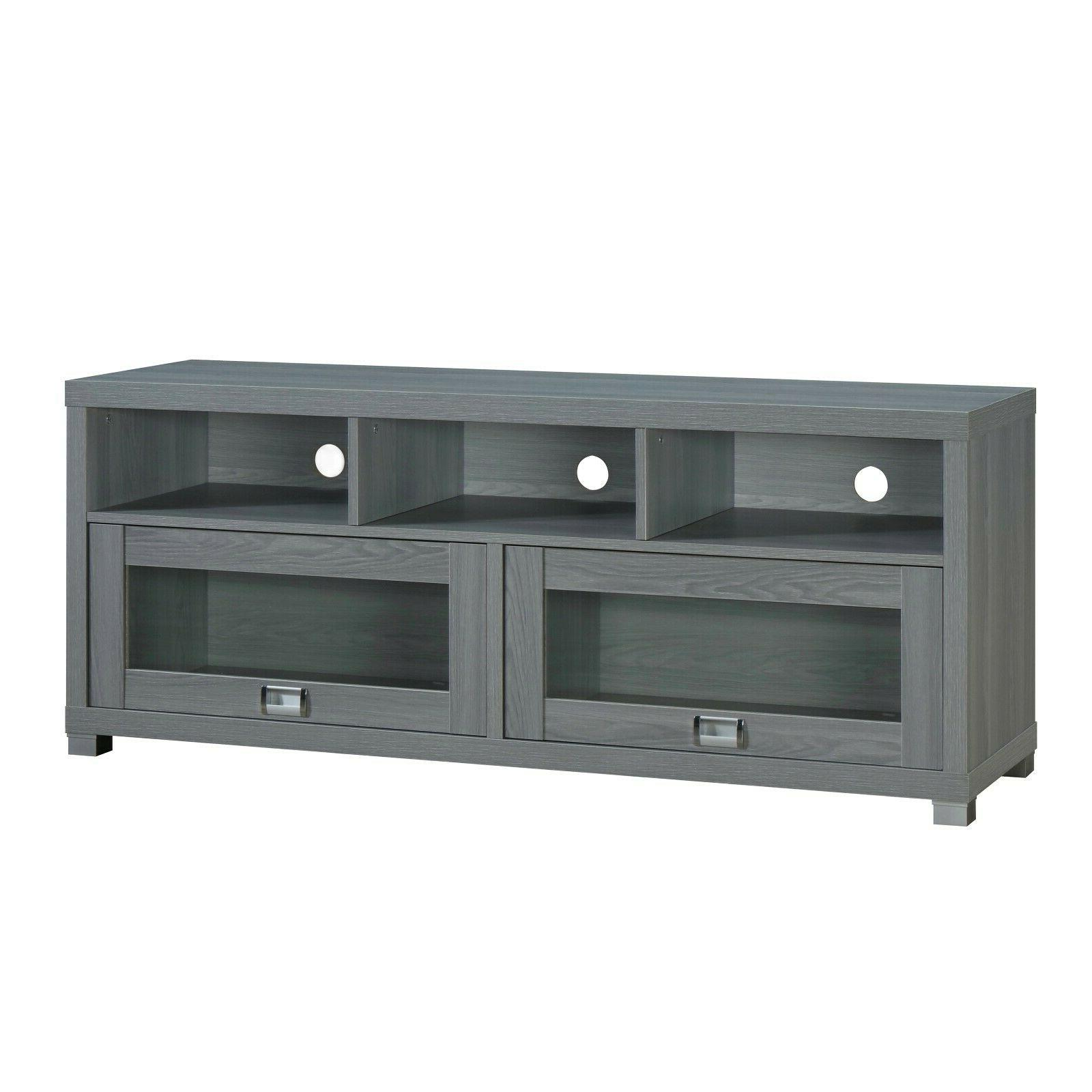 TV Stand Flat Console Home