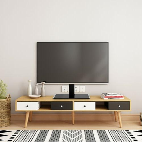 """TV with Universal Swivel Height Adjustable for 32""""-55"""" TVs"""
