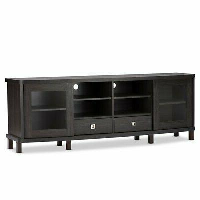 TV Stand Entertainment Center for Flat Screens 46 55 60 up t