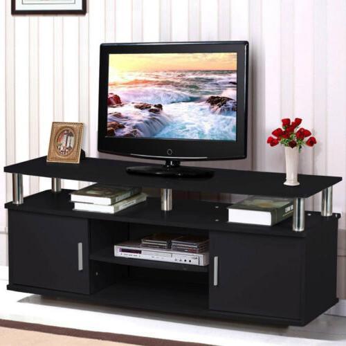 TV Stand Media Storage