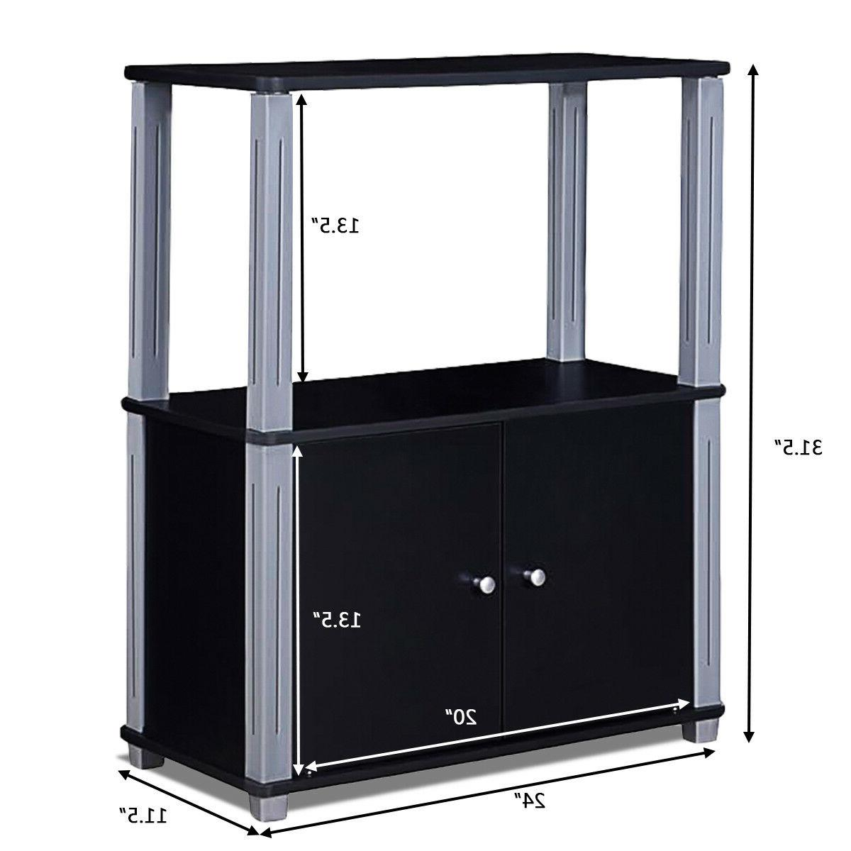 TV Stand Multipurpose Shelf w/
