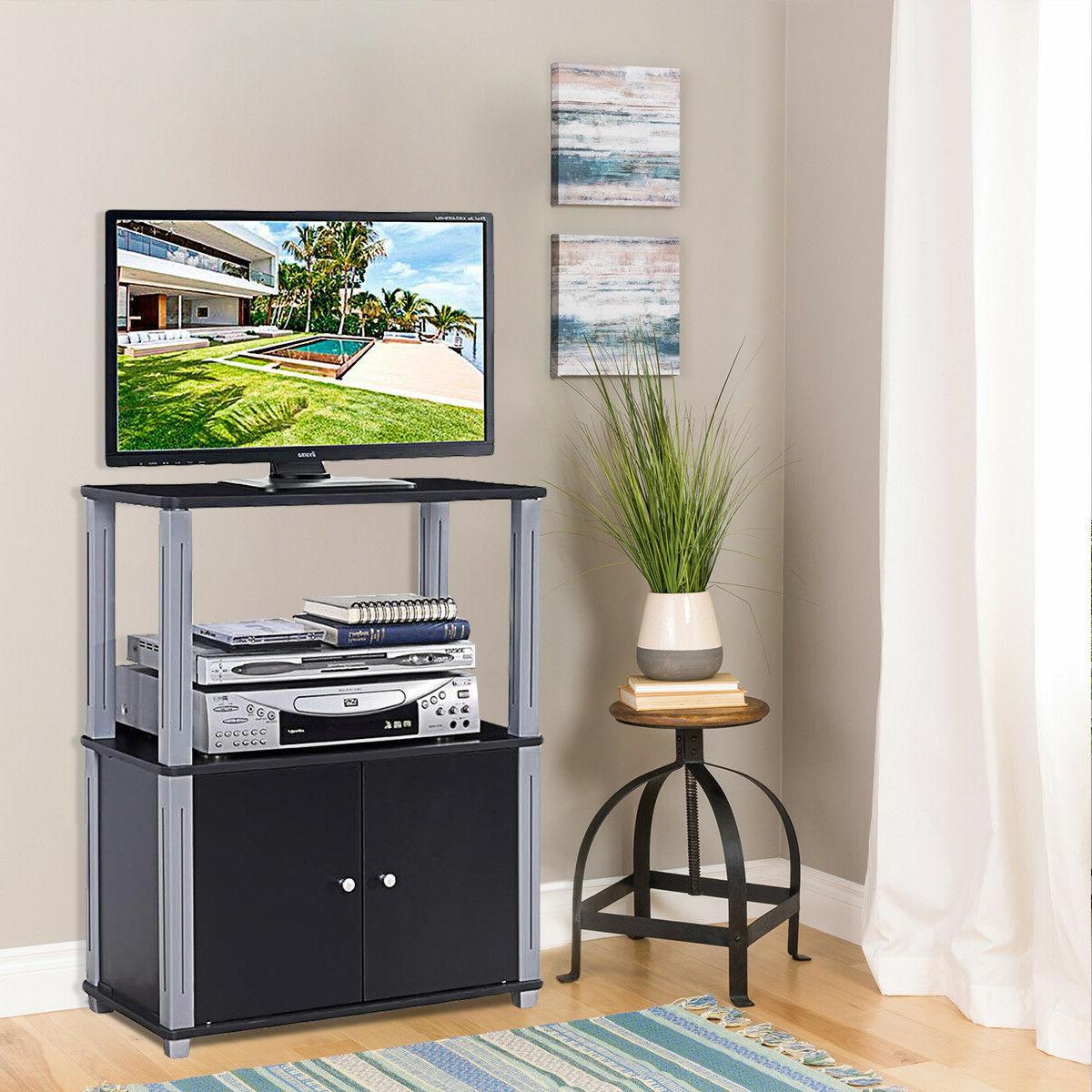 TV Stand Console Multipurpose w/ Cabinet