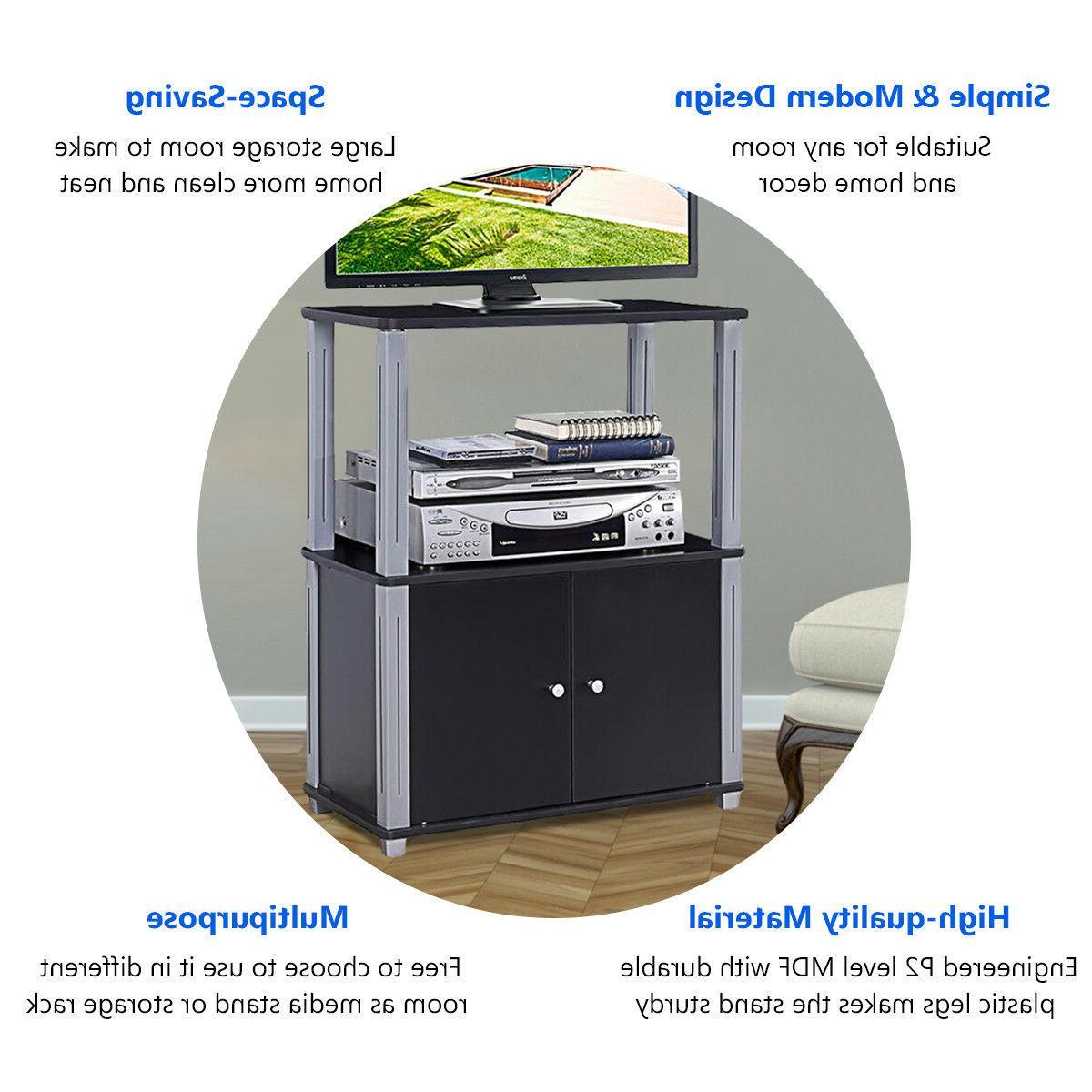 TV Component Multipurpose Display w/ Storage