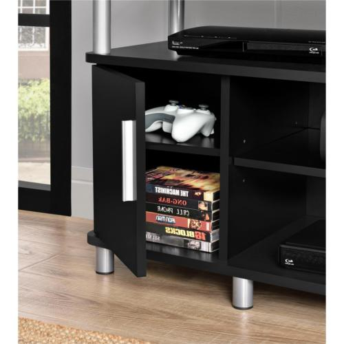 TV Stand Console Entertainment Media Center Storage Furnitur