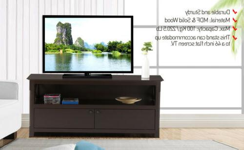 TV Stand Entertainment Center Furniture Cabinet Home