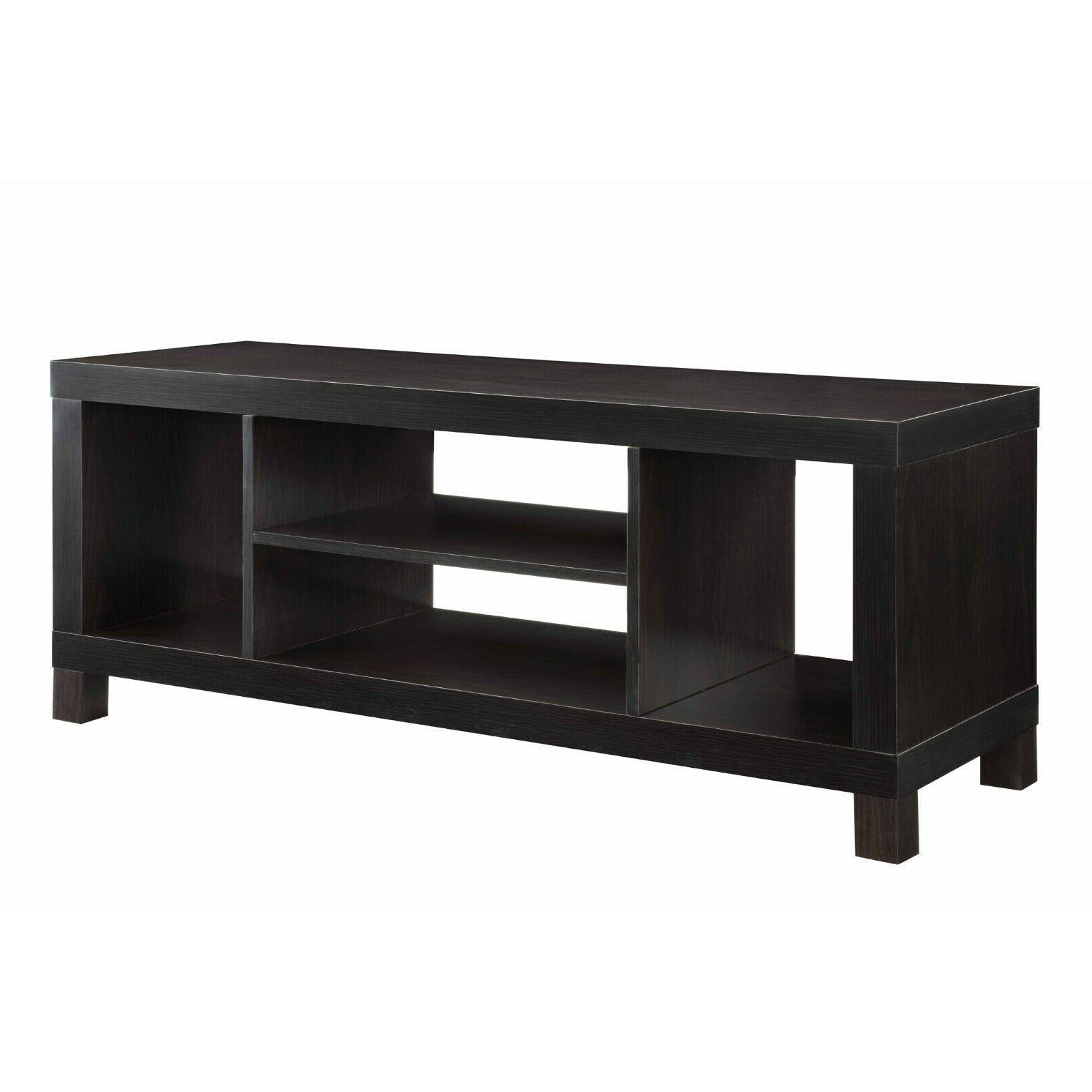 tv stand entertainment center furniture storage shelf