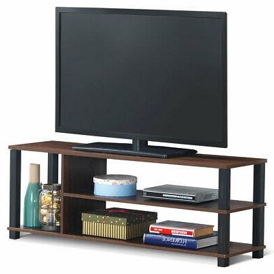 TV Stand Entertainment Media Center Console Shelf Cabinet fo