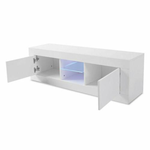 TV Stand Cabinet Furniture Shelves Drawers HM