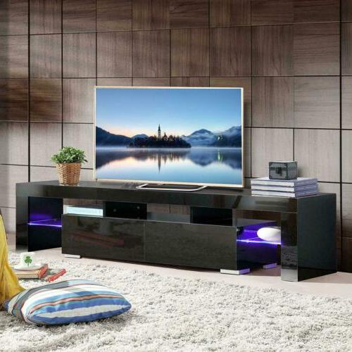 TV Stand Cabinet Console Furniture Shelves