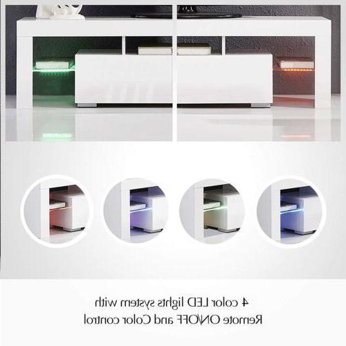 TV High Cabinet Furniture Shelves Drawers