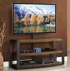 "TV Stand For Flat Screens 65"" Rustic Entertainment Center Wa"