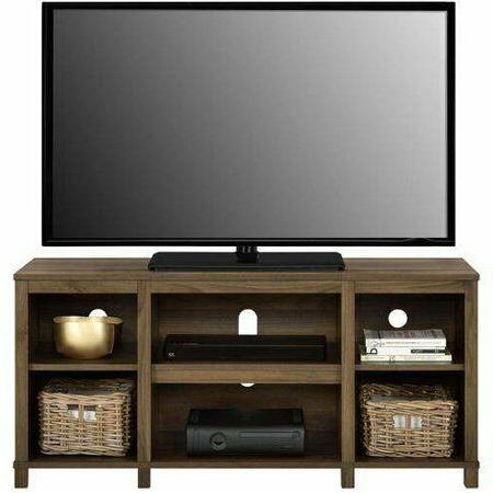 TV STAND CONSOLE 50 Storage Home Theater Cabinet