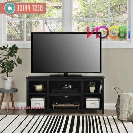 TV STAND CONSOLE 50 Home Theater Wood