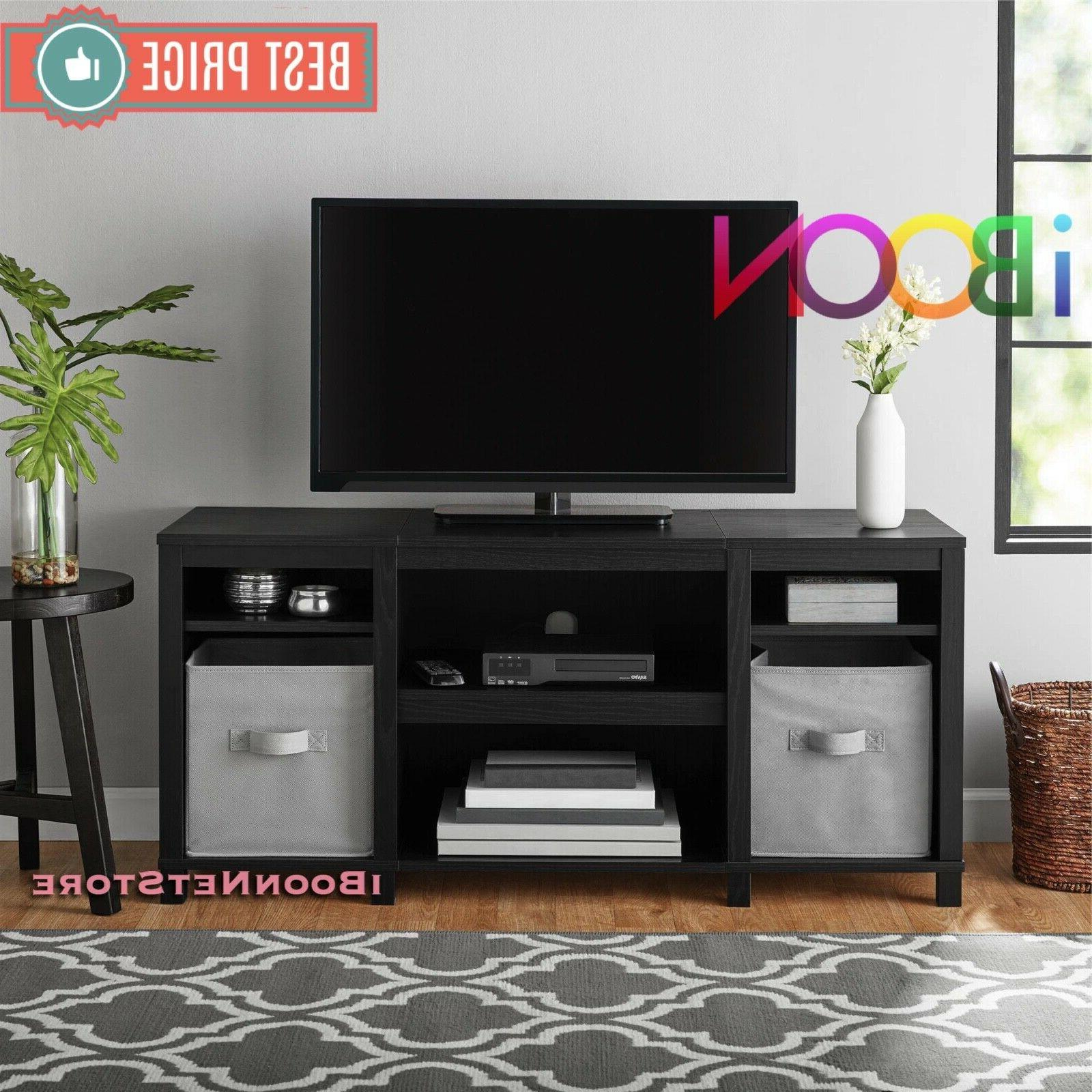 TV STAND Center CONSOLE Entertainment Storage Home Theater