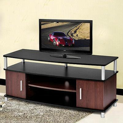 tv stand media center console