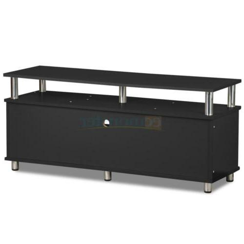 TV Entertainment Center Wood Cabinet