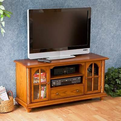 TV Stand Media Entertainment Furniture Cabinet