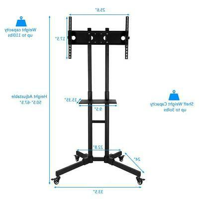 TV Stand Mobile Mount for 40 46 50 60 65