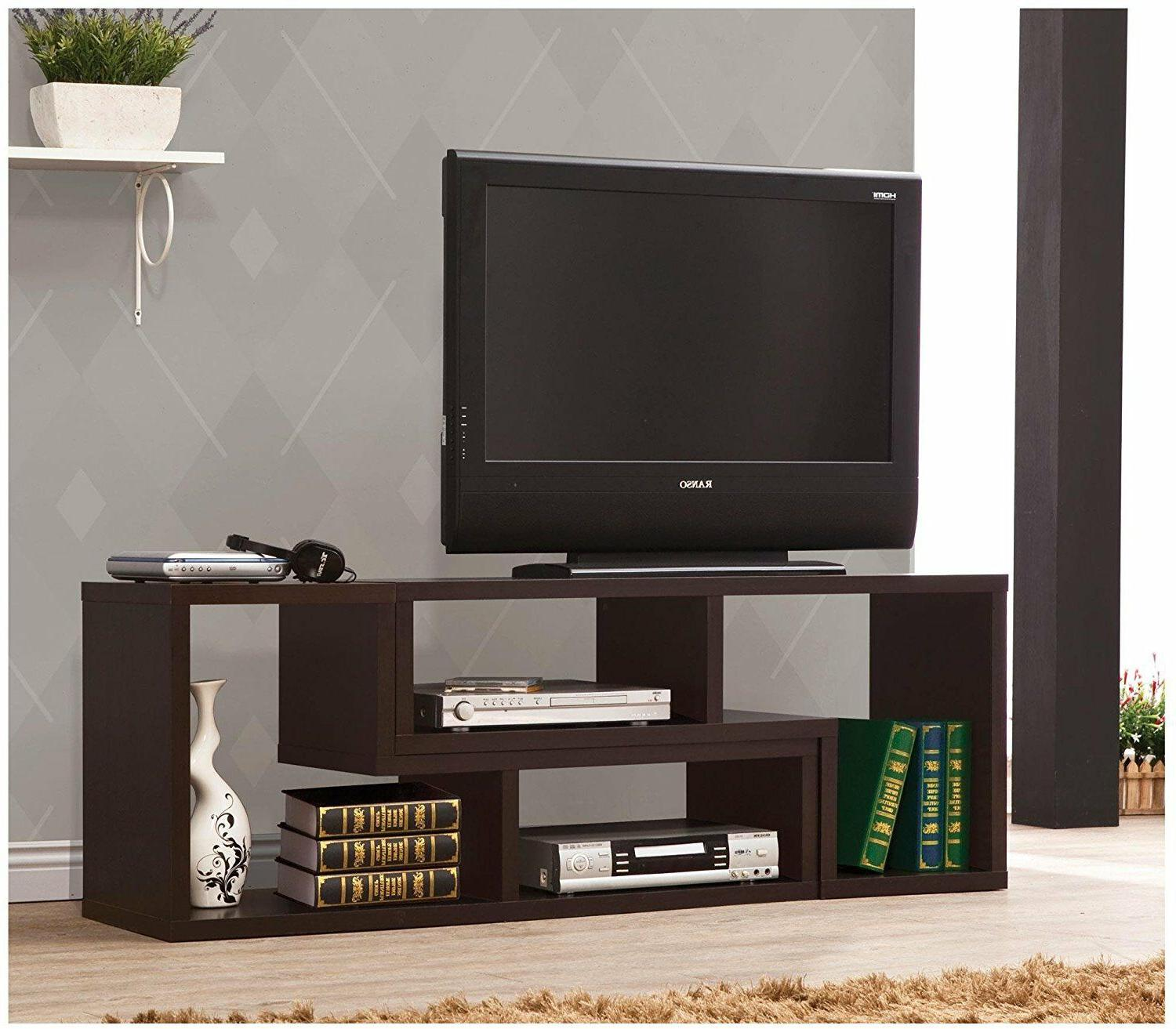 TV Stand Storage Wood Cabinet Cube