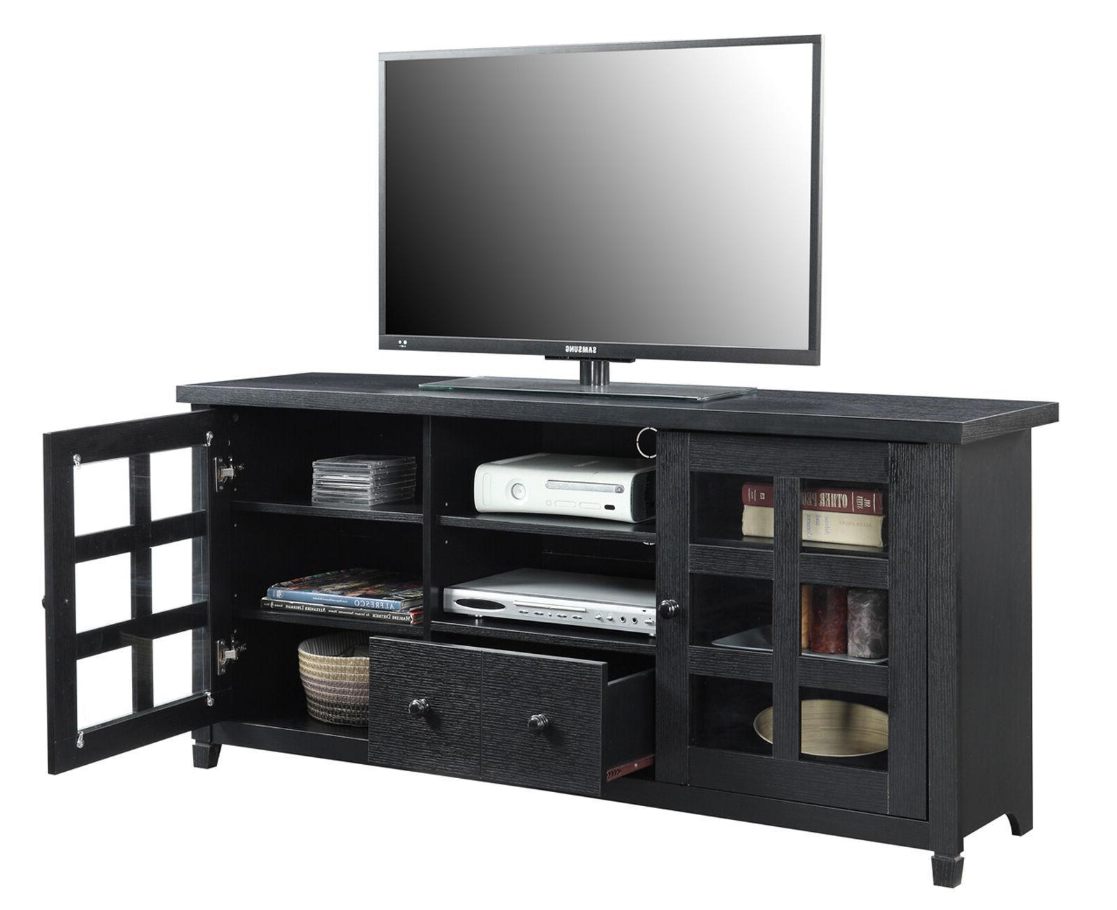 TV Storage Cabinet Entertainment Unit