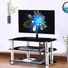 TV Stand Rack Shelf Entertainment Livingroom Organizer Media