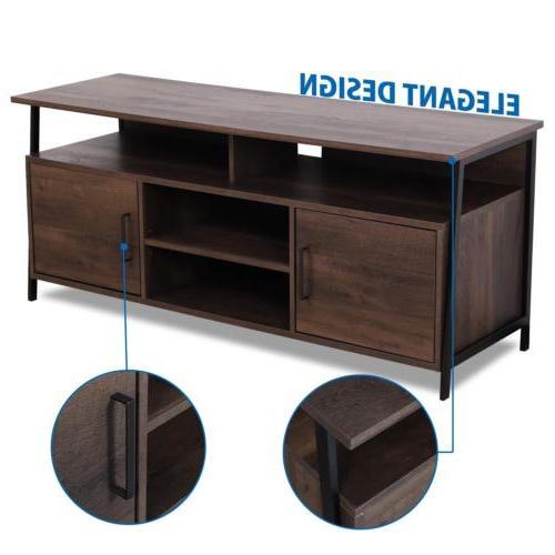 TV Stand Storage Cabinet