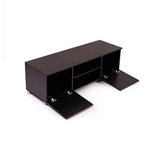 """Tobbi 47"""" Unit Console Room Furniture Black"""