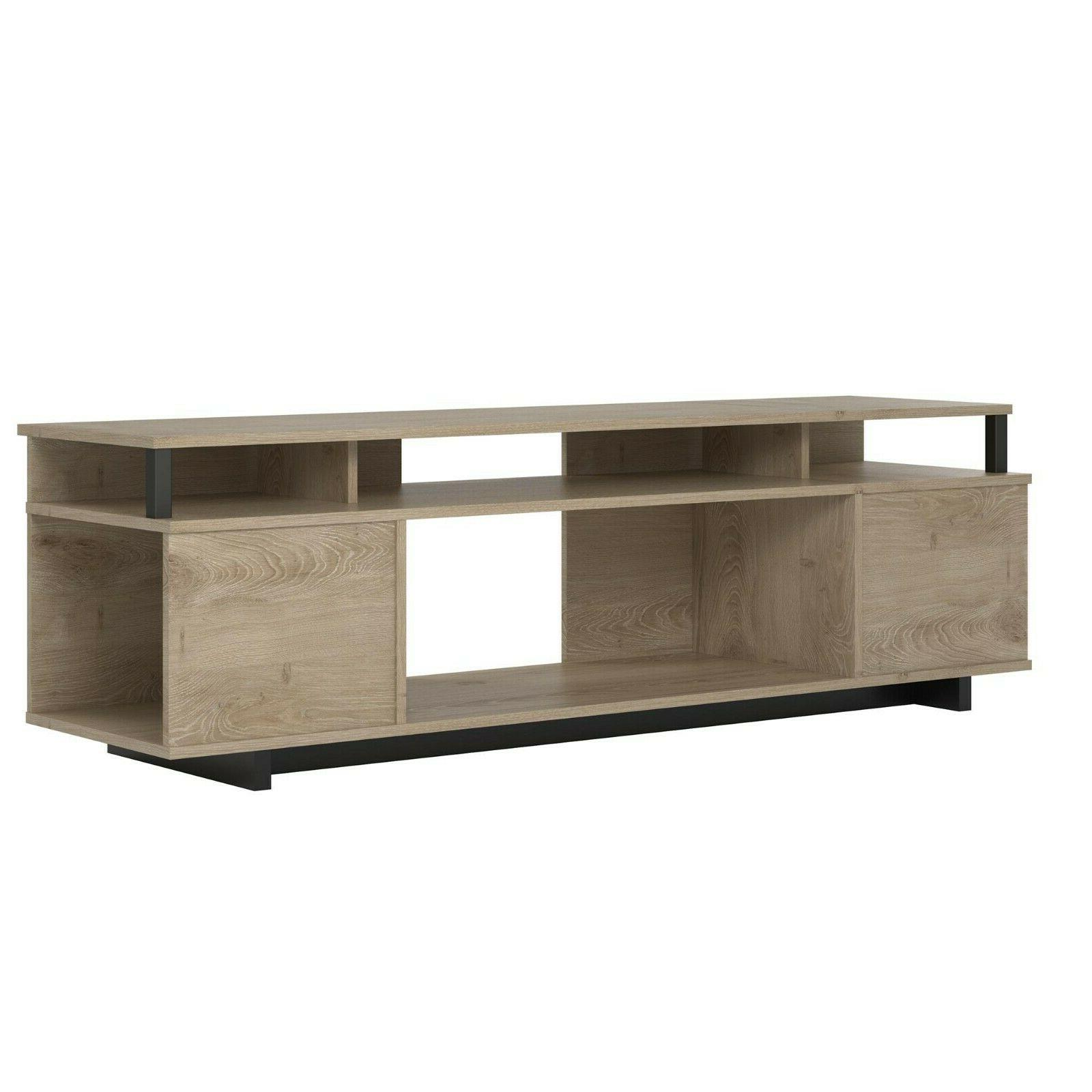 TV Stand Up 65in Console Entertainment Center Cabinet