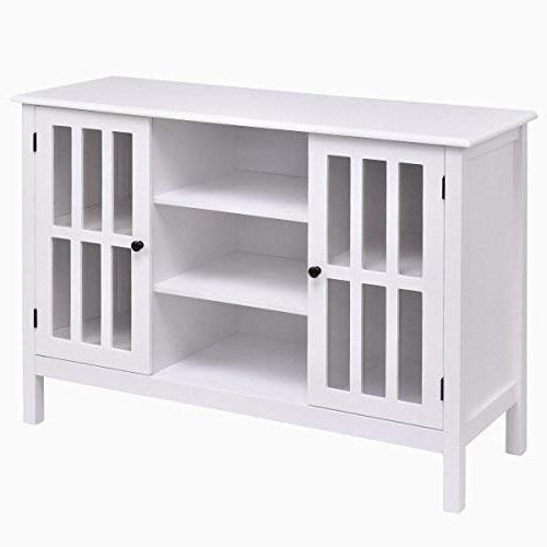 Storage Console Cabinet A TV