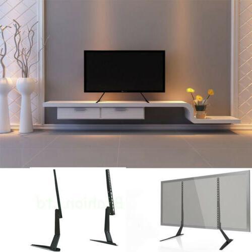 """22-85"""" TV VESA Bracket Tabletop Fixed Hanger"""