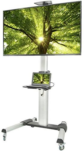 ultra heavy duty tv cart