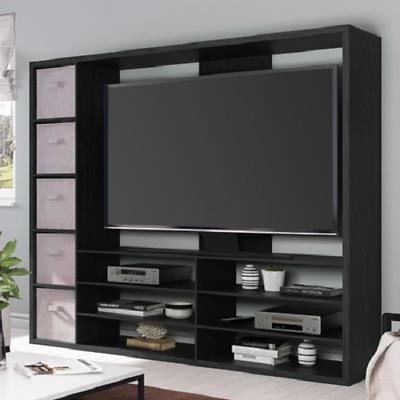 Entertainment Center Contemporary Stand Furniture