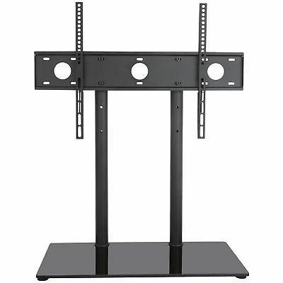 VIVO Universal Economic LCD Flat Screen TV Table Top Stand w